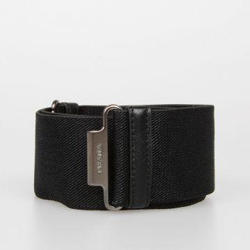 Cintura Elastica in Tessuto 50mm