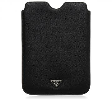 Saffiano Leather iPad Mini Case