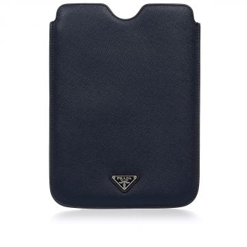 Custodia per iPad Mini in Pelle Saffiano