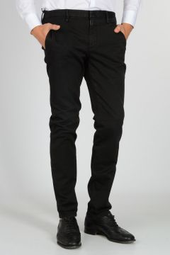 Cotton Gabardine Stretch Pants