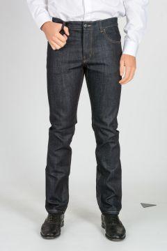 Jeans DARK BLUE DENIM a 5 Tasche 19 cm