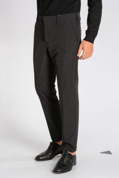 Techno Stretch Fabric Pants