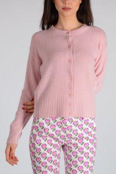 Wool & Cashmere Cardigan
