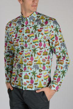 Fruit Printed Shirt