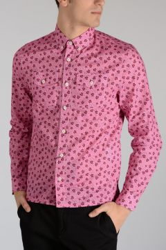 Turtle Printed Shirt
