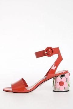 6cm Leather Sandals
