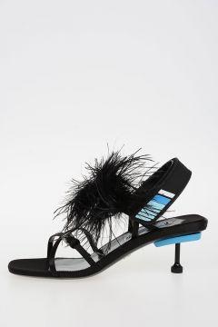 4 cm Heeled Sandals