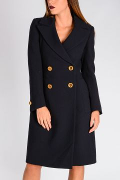 Wool Sable Coat