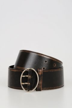 50mm Leather Belt