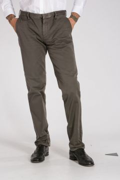 Stretch Cotton DRILL VINTAGE Pants