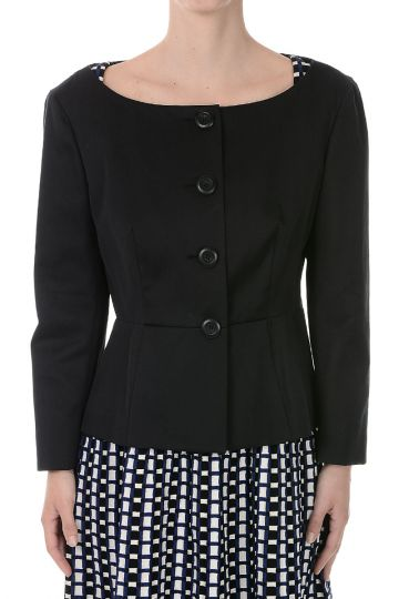Cotton Blazer