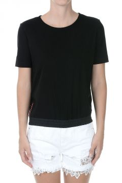 Interlock Cotton T-Shirt