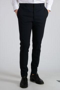 Stretch Virgin Wool Pants