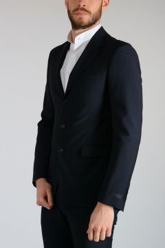 Wool & Mohair Suit
