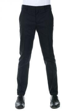 Pantaloni Chino in Misto Cotone