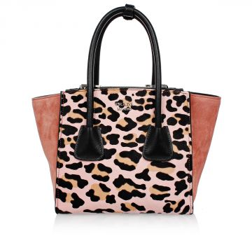Leather Printed Bag