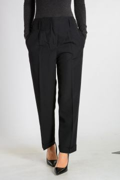 Viscose FAILLE Pants