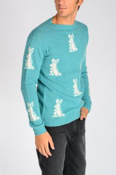 Wool RABBIT Sweater