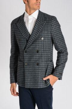 Cashmere Silk Wool Blazer