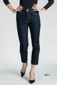 Stretch Denim Jeans 18 cm
