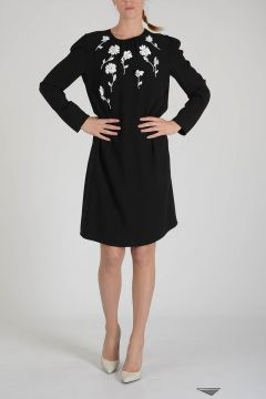 Embroidery beads Tunic Dress