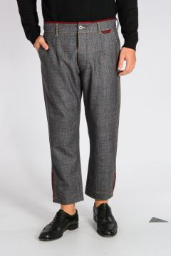 Wool Galles Pants