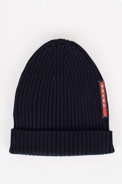 Virgin Wool Beanie Hat