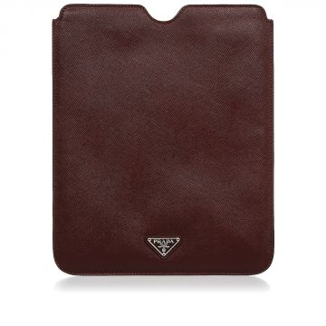 Saffiano Leather iPad Case