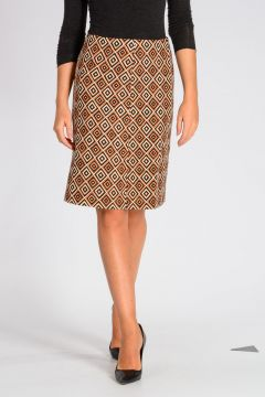 Wool and Silk Skirt