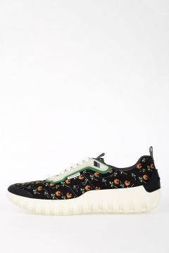 Palm Tree Printed Sneakers