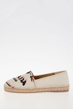 Embroidery Fabric Espadrillas