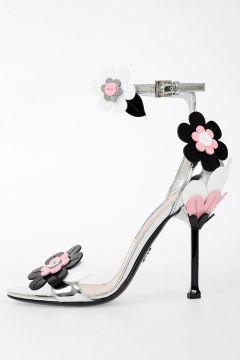 7cm Leather Sandals