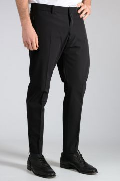 Techno Stretch Fabric Pants