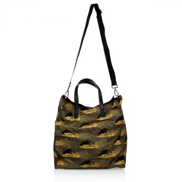 Fabric Printed Shopping Bag
