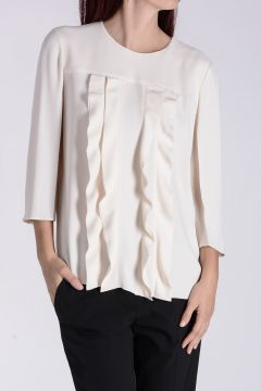 Round Neck Sable Top