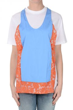 Jersey Cotton T-shirt with Bib