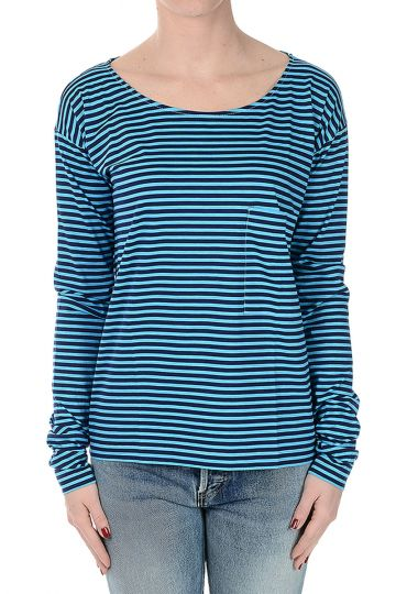 Cotton Striped T-shirt