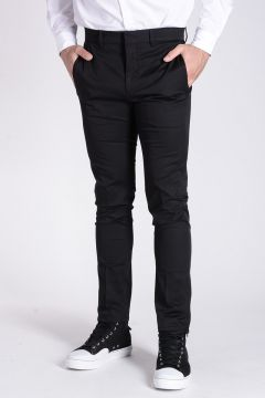Stretch Cotton Gabardine Pants