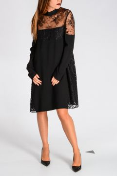 Lace Sable Dress