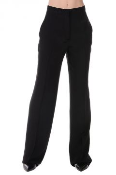 Silk Crepe de Chine Pants