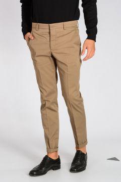 Pantaloni in Tessuto Stretch