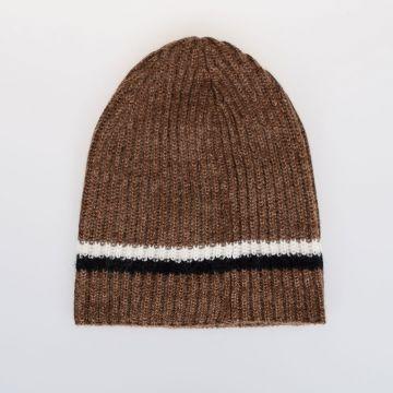 Wool cashmere Beanie Hat