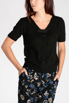 Woll Short Sleeve Cardigan