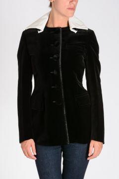 Velvet Short coat