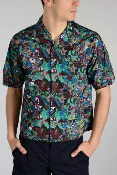 Cotton Popeline BATTLE Shirt
