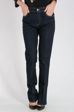Boot Cut Stretch Denim Jeans 22 cm