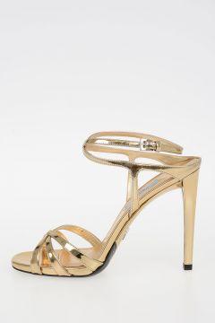 11cm Patent Leather Sandals