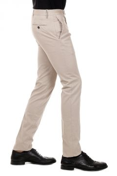 Pantalone OPTICAL in Cotone Stretch