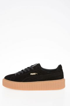 FENTY BY RIHANNA Leather SUEDE CREEPER Sneakers