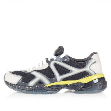 Leather and Fabric McQ RUN LO Sneakers